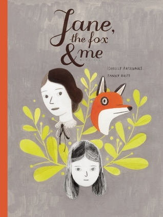 jane and fox