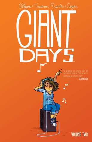 Giant Days Vol. 2