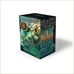 Percy Jackson Box Set